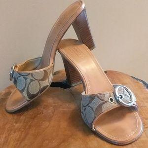 Coach Diedre sandals